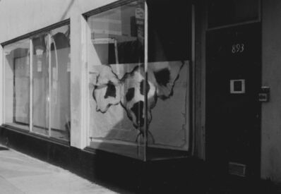 Arabella Colton, 'Wall Dogs — 893 Folsom St., San Francisco, 1995', 1995