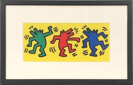 Keith Haring, 'Dance', 1998