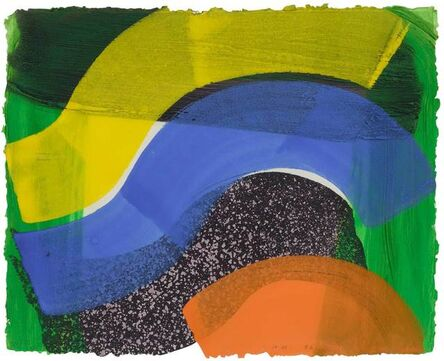 Howard Hodgkin, 'Put Out More Flags (H. 90)', 1992
