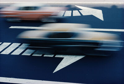 Ernst Haas, 'TRAFFIC, NEW YORK', 1963