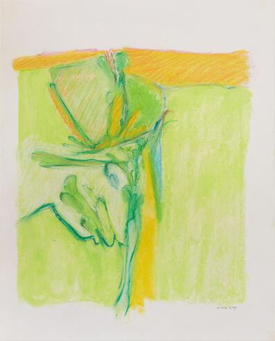 James Moore, 'Untitled II (Green Yellow)', 1979