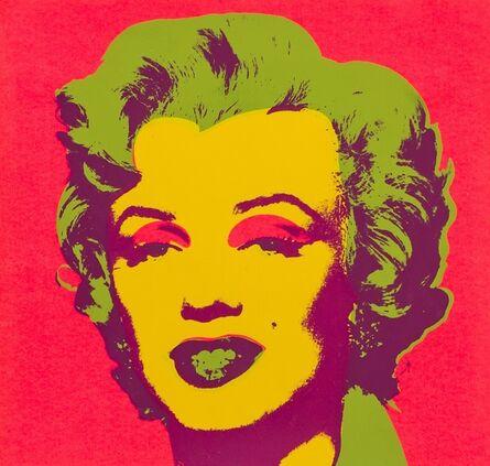 Andy Warhol, 'Marilyn Monroe (Feldman & Schellmann II.21)', 1967