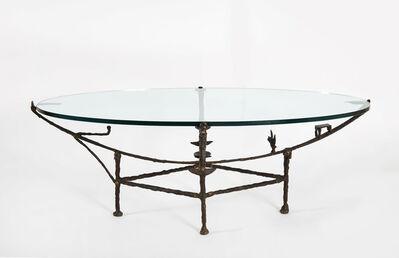Diego Giacometti, 'Table de carcasse, modèle à la chauve-souris', 1982