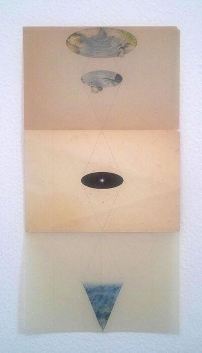 Juan Zamora, 'S.T. (serie cuerpos de agua)', 2016
