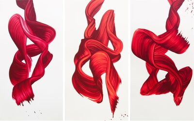 James Nares, 'In Three Words', 2012