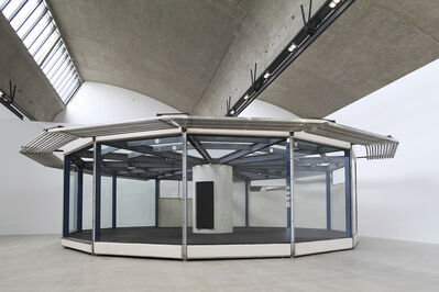 Jean Prouvé, 'Total Filling Station', 1969
