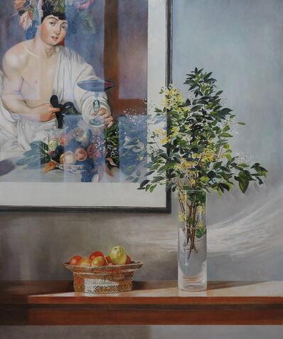 Henning Von Gierke, 'Baccus with Fruit Basket', 2014