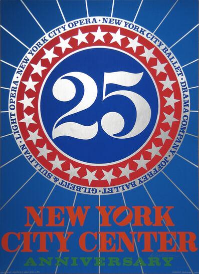 Robert Indiana, 'New York City Center 25th Anniversary', 1968