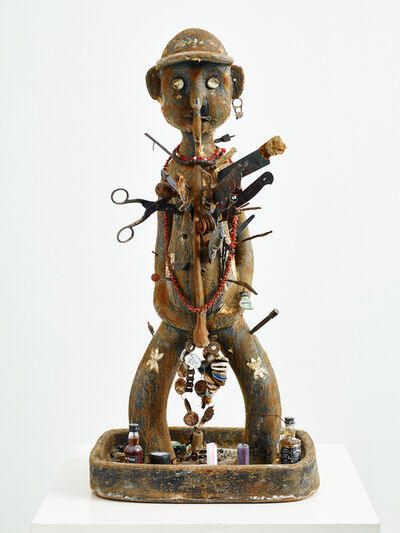 Grayson Perry, 'King of Nowhere', 2015