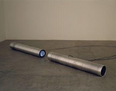 Gary Hill, 'Cut Pipe', 1992