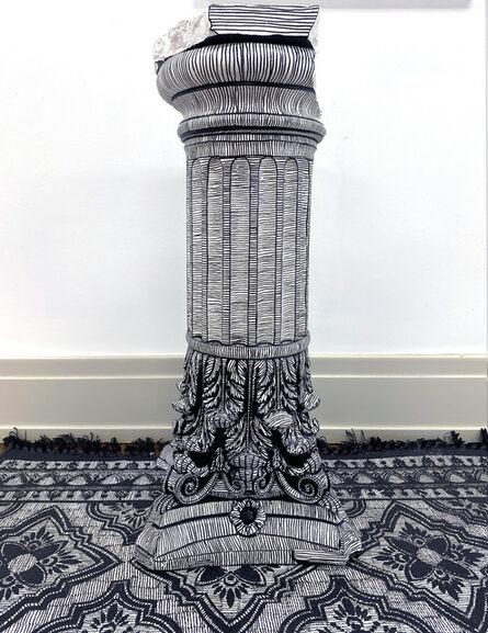 Anne Muntges, 'Pillar', 2021