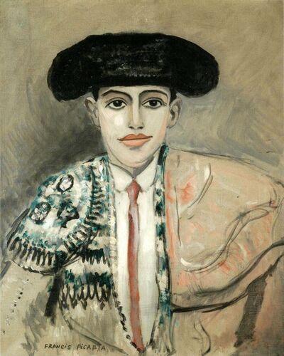 """Francis Picabia, '""""Le toréador Belmonte""""', ca. 1940-1941"""
