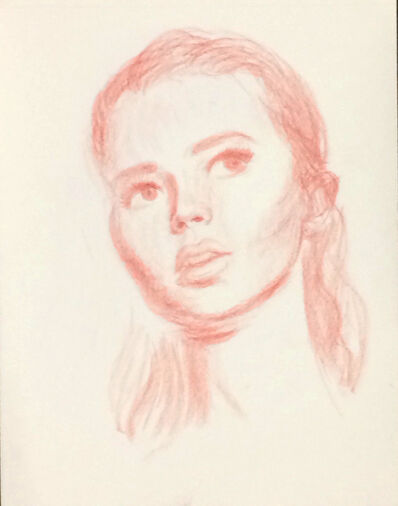 Jansson Stegner, 'Study for Punalu'u II', 2017