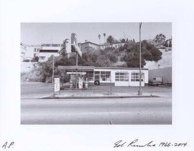 Ed Ruscha, '8543 Sunset Blvd. -1966', 1966-2014