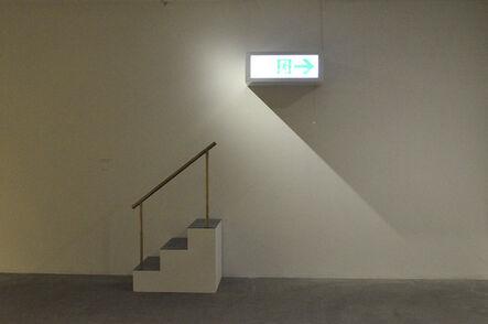 Leandro Erlich, 'Stair case', 2014