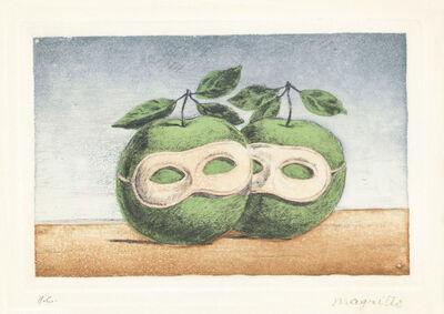 René Magritte, 'Prêtre Marie', 1968