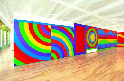 Sol LeWitt, 'Wall Drawing #915', 1999