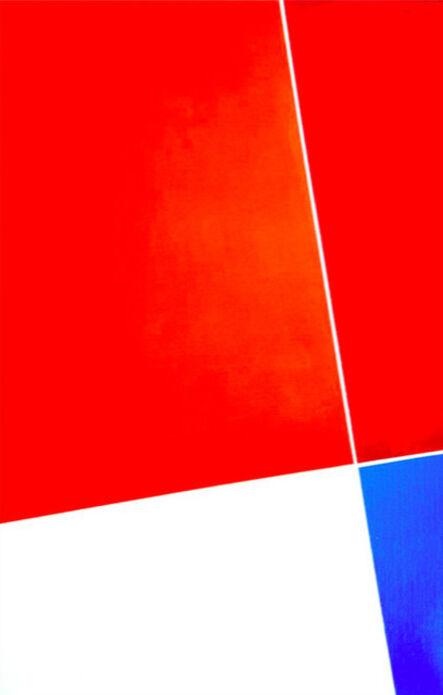 Waldo Balart, 'Módulo 2x2, 3.7.8. 80°', 1995