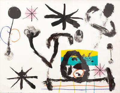 Joan Miró, 'Album 10', 1961