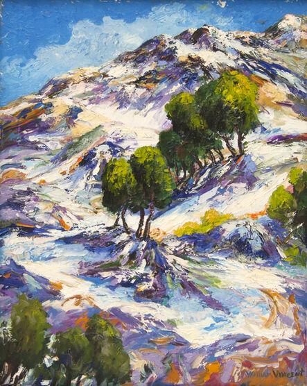 William Vincent Kirkpatrick, 'Snow Peaks'