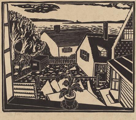 Blanche Baxter, 'The Yard'