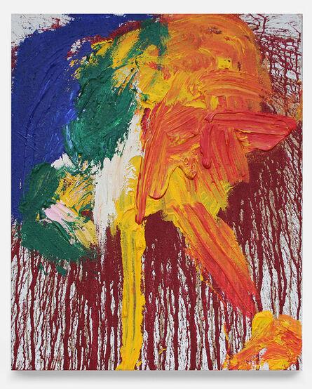 Hermann Nitsch, 'K_04_20', 2020