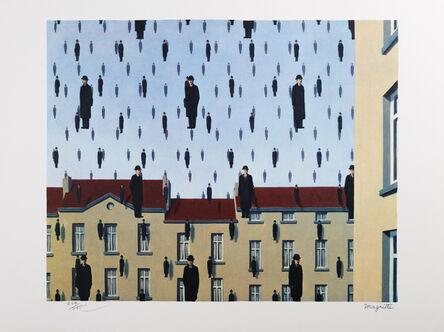 René Magritte, 'Golconde (Golconda)', 2010