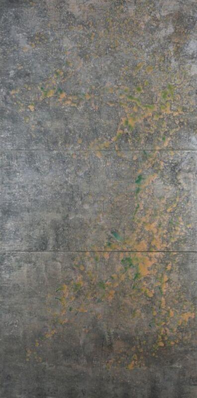 Michael Quadland, 'Aged Panel triptych'