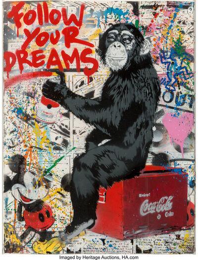 Mr. Brainwash, 'Follow Your Dreams', 2012