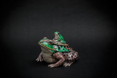 Kensuke Fujiyoshi, '14. Green Frog', 2017