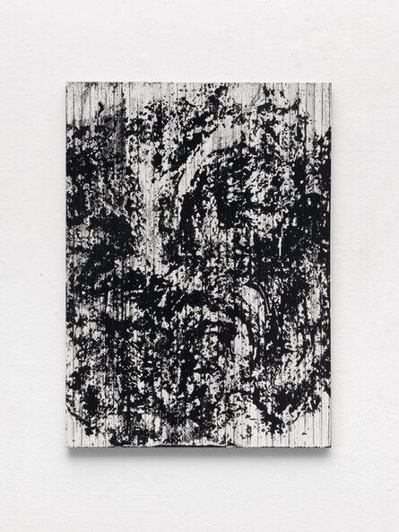 Gregor Hildebrandt, 'al cavalli e che le strade (Paolo Conte)', 2019