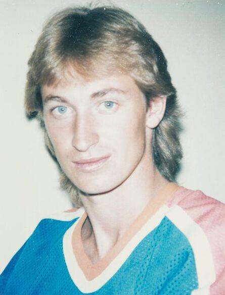 Andy Warhol, 'Wayne Gretzky', 1984