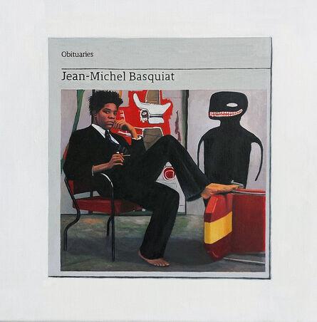 Hugh Mendes, 'Obituary: Jean-Michel Basquiat ', 2018