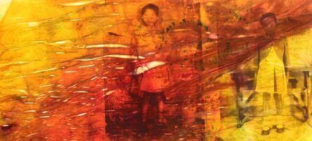Maya Freelon, 'Past Tense Present', 2015