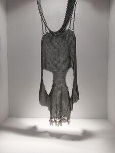 """Petra Zimmermann, '""""skull V"""" necklace', 2017"""