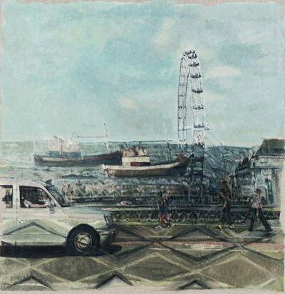 Maria Fernanda Lucena, 'Two trips - Trancoso and London', 2016