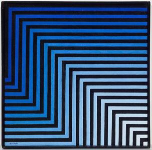 Luiz Sacilotto, 'Concreção / Concretion8480', 1984