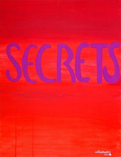 Sarit Lichtenstein, 'Secrets in Red', 2014