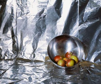 Clegg & Guttmann, 'Apples in a Chrome Bowl', 2019