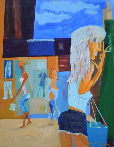 Ellen Abraham, 'Jean Therapy', 2017