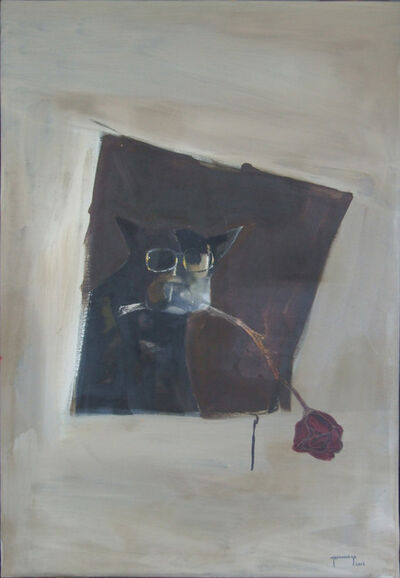 Wallen Mapondera, 'With Love'
