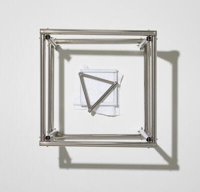 "Richard Tuttle, '""Making Silver"", 4.', 2013"