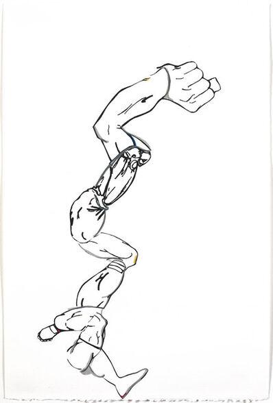Orly Genger, 'Sprint', 2017