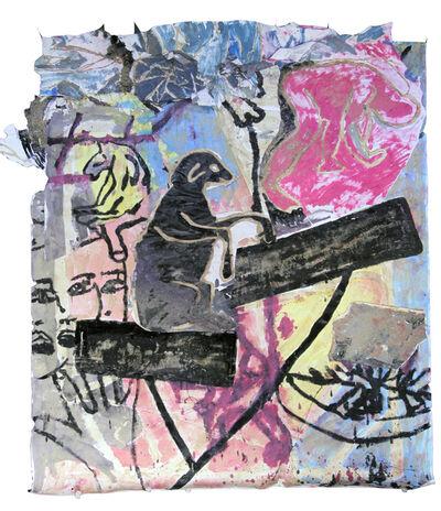 Manuela Viera-Gallo, 'Borders are neither natural nor humane', 2015