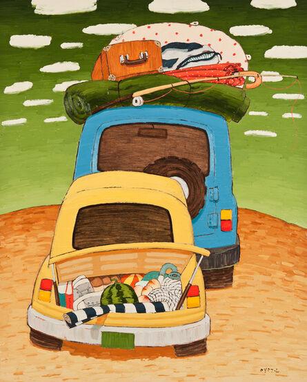 Jun Young Geun, 'Travel [여행]', 2015