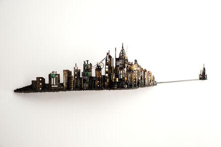 Loman Art, 'Cityline 1', 2020