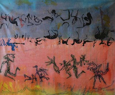 Jane Greer, 'Watch No Matter No Way', 2015