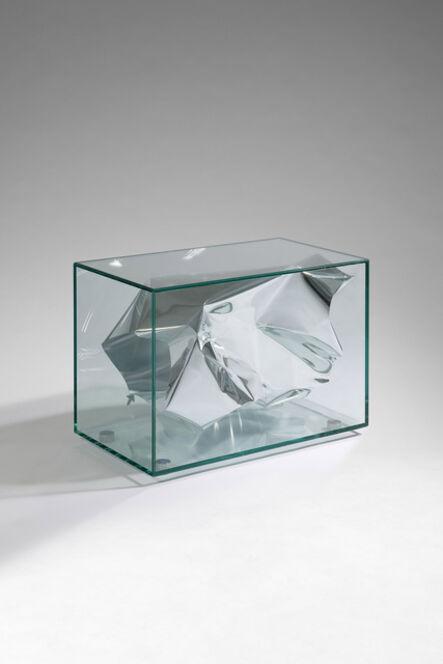 Fredrikson Stallard, 'Silver Crush Side Table ', 2012
