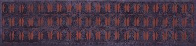 Wang Mansheng 王满晟, 'Kumarajiva Ten Poetry 鳩摩羅什十喻詩', 2013