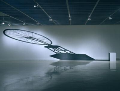 Regina Silveira, 'Masterpieces (In Absentia):  Marcel Duchamp', 1983